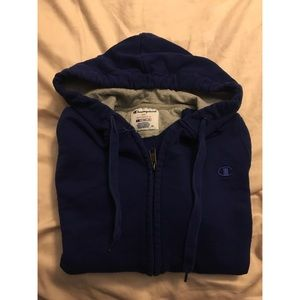 Champion Jacket with Hood Hoodie